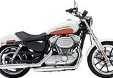 Harley-Davidson XL 883L Superlow